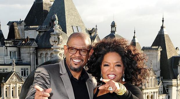 Forest Whitaker and Oprah Winfrey star in The Butler