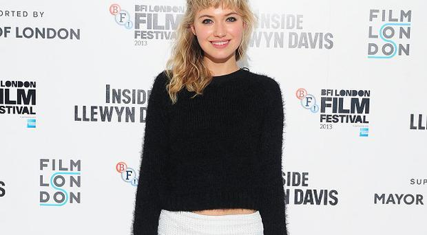 Imogen Poots is to star in the film Beautiful Ruins