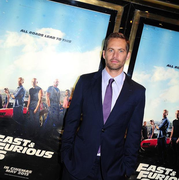 Paul Walker has been impressed by James Wan
