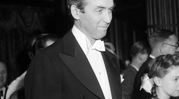 James Stewart starred in It's A Wonderful Life