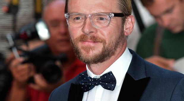 Simon Pegg is looking forward to making Mission: Impossible 5