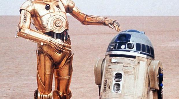 The world's leading futurologist Ray Kurzweil predicts computers will soon be able to flirt, learn from experience and even make jokes. Above: R2-D2 and his pal C-3PO