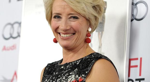 Emma Thompson is being honoured for her versatile career
