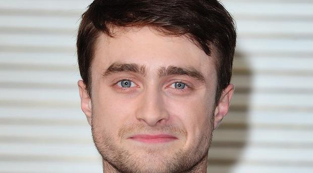 Daniel Radcliffe tries to keep a low profile by avoiding social networking sites