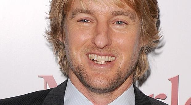 Owen Wilson stars in The Coup, which is being filmed in Thailand