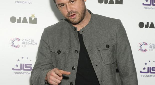 Danny Dyer can't bear to watch medical TV shows