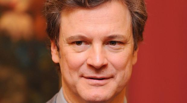 Colin Firth is in the frame for Three To Kill