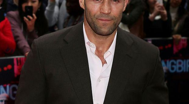 Jason Statham says stunt actors should get recognised at the Academy Awards