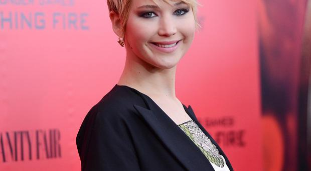 Jennifer Lawrence needed to get her stomach checked out