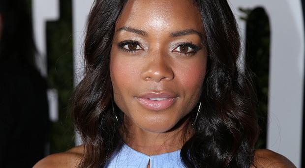 Naomie Harris played Eve Moneypenny in Skyfall