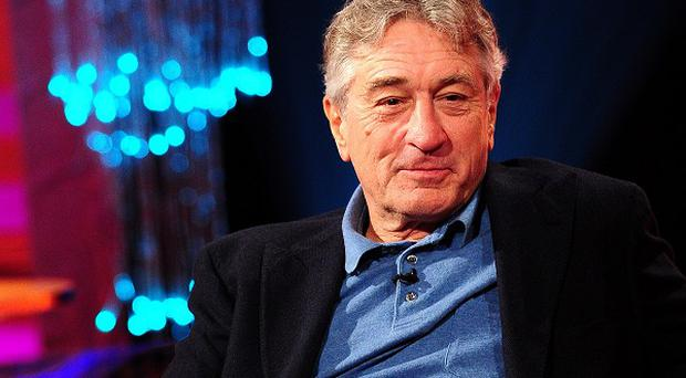 Robert De Niro is reuniting with Martin Scorsese for the ninth time