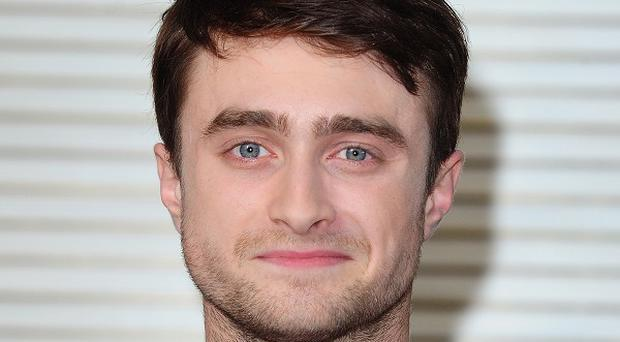 Daniel Radcliffe said he loves acting too much to quit