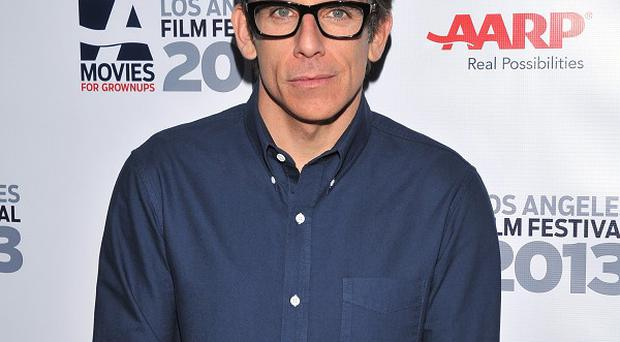 Ben Stiller would like to focus on directing