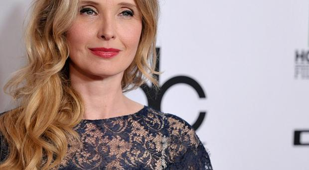 Julie Delpy received two Spirit Award nominations, for best female lead and best screenplay for Before Midnight (AP)