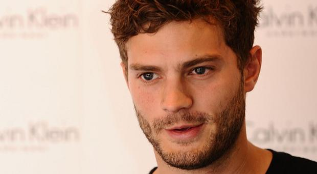 Jamie Dornan will play Christian Grey in Fifty Shades Of Grey