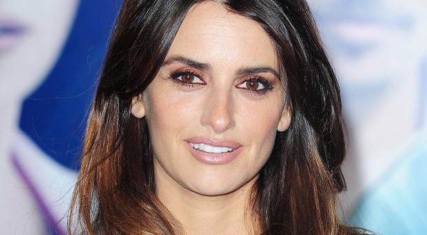 Penelope Cruz has said she loves rapping to tunes by Eminem and Notorious BIG
