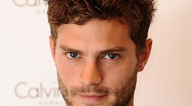 Jamie Dornan is playing Christian Grey in the Fifty Shades film