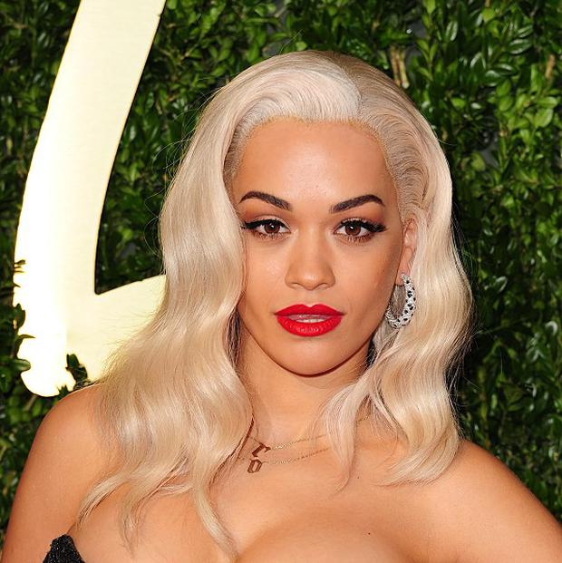 Rita Ora has a role in Fifty Shades Of Grey