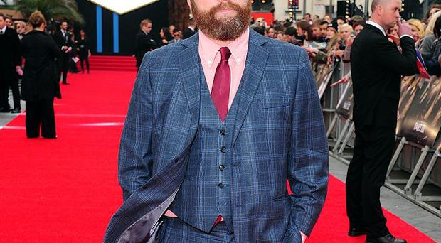 Zach Galifianakis could be starring opposite Owen Wilson in a new film