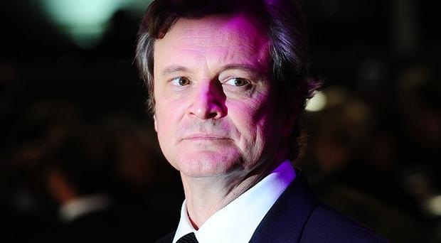 Colin Firth said he wasn't upset about the death of his Bridget Jones character