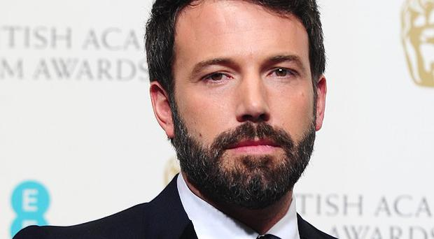 Ben Affleck is playing Batman in the Man Of Steel follow-up