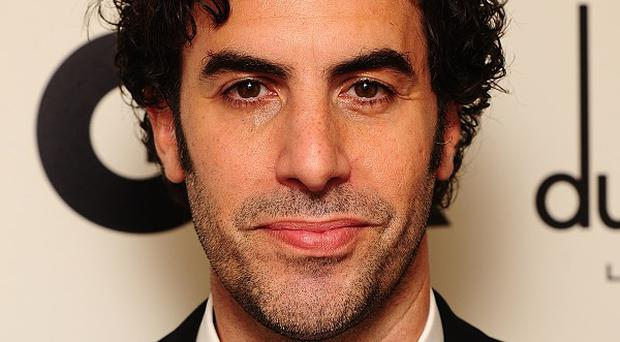 Sacha Baron Cohen will star in spy comedy Grimsby