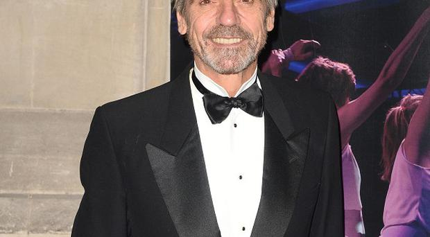 Jeremy Irons will star in The Man Who Knew Infinity