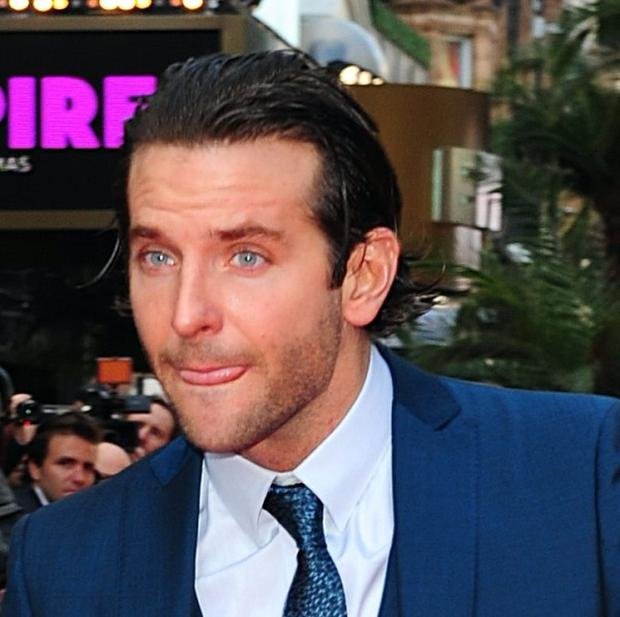Bradley Cooper adored the period detail in his unusual look in new movie Hustle