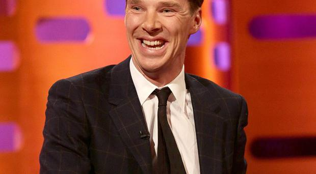 cumberbatch voice tribute to dad belfasttelegraphcouk