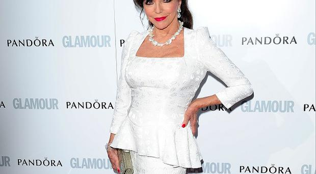 Joan Collins will star with Pauline Collins in a buddy movie