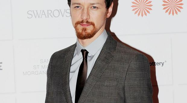 James McAvoy has said he is in for more X-Men action