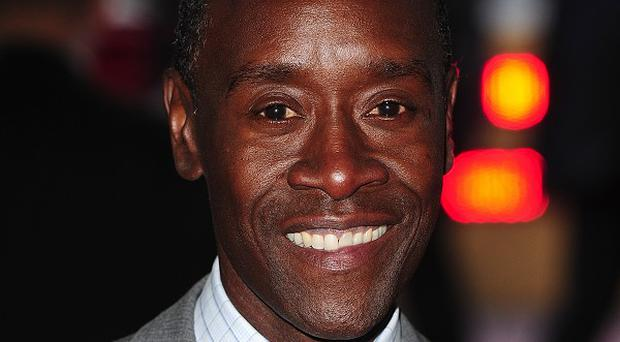 Don Cheadle will star in the second Avengers movie