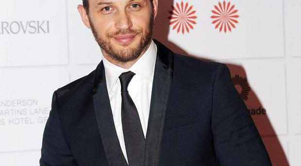 Tom Hardy is playing Sir Elton John in a biopic