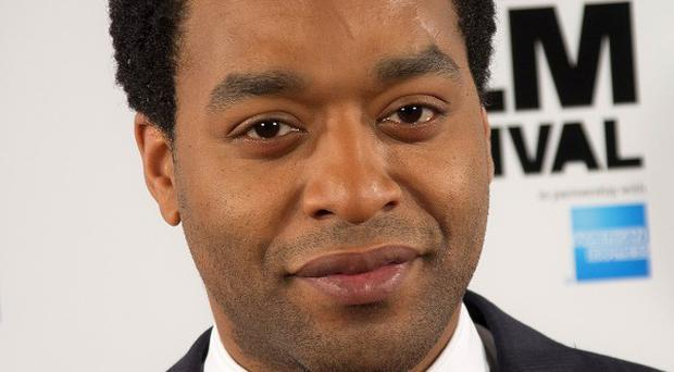 Chiwetel Ejiofor looks set to star in a new crime drama