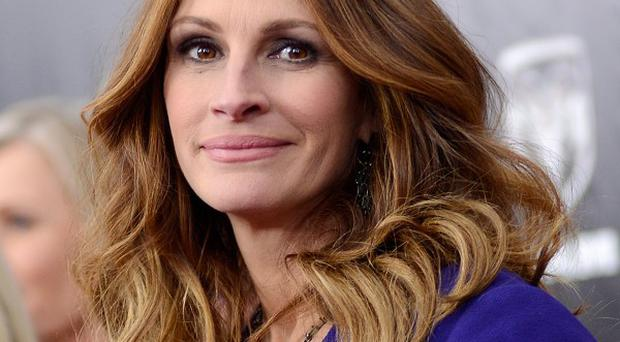 Julia Roberts said she loves her August: Osage County co-star Meryl Streep