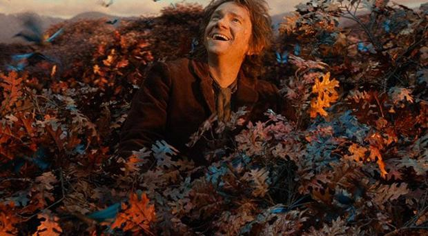 The Hobbit: The Desolation Of Smaug is America's top film