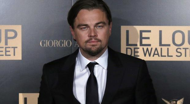 Leonardo DiCaprio is tipped for an Oscar for The Wolf Of Wall Street