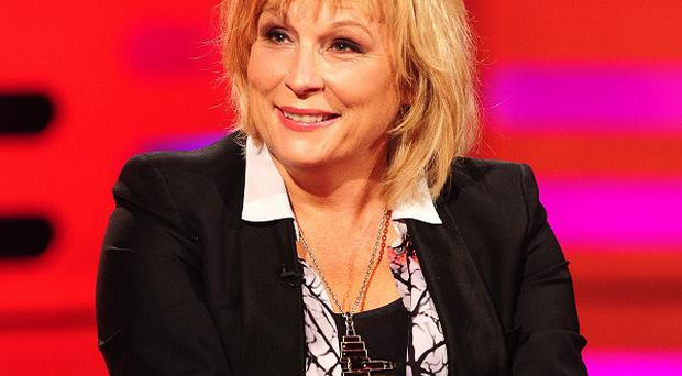Jennifer Saunders has confirmed she is about to begin work on an Ab Fab movie