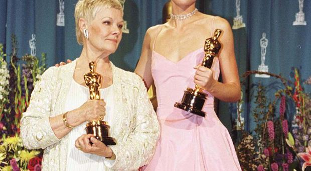 Dame Judi Dench and Gwyneth Paltrow both won Oscars for Shakespeare In Love