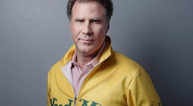 Will Ferrell has reprised his role as newscaster Ron Burgundy in Anchorman 2: The Legend Continues