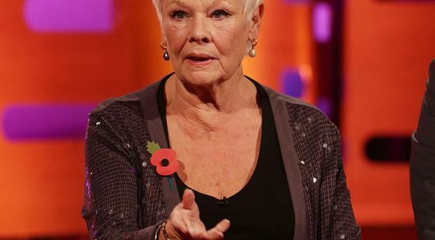 Dame Judi Dench was reunited with filmmaker Stephen Frears for the fourth time in Philomena