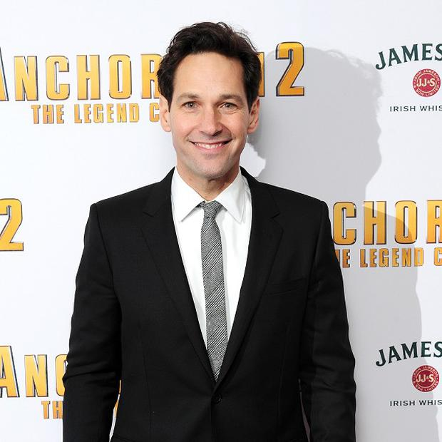 Paul Rudd is said to be close to signing up for the role of Ant-Man