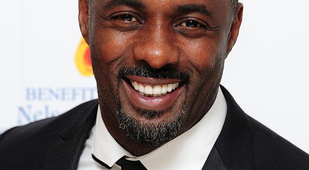 Idris Elba has described the moment when he heard Nelson Mandela had died