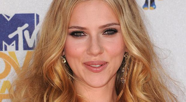 Scarlett Johansson looks for edgy roles that excite her