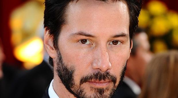 Keanu Reeves felt a bit left out among the Japanese cast of 47 Ronin
