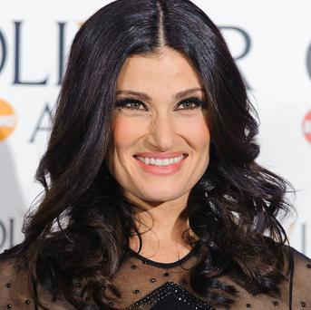 Idina Menzel says she'd like to be part of the Wicked film