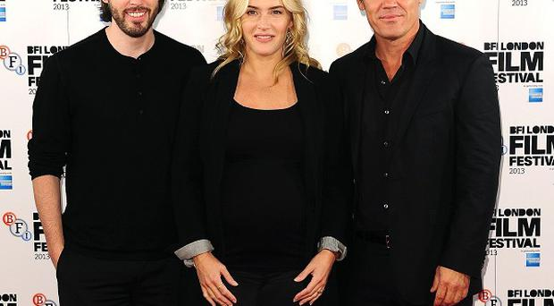 Jason Reitman directed Kate Winslet and Josh Brolin in Labor Day