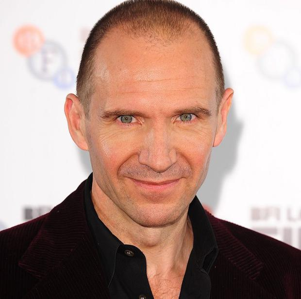 Ralph Fiennes says he felt a lot of responsibility in playing Charles Dickens