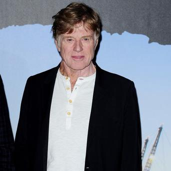 Robert Redford spent weeks working alone for All Is Lost