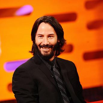 Keanu Reeves won't be involved in a Point Break remake